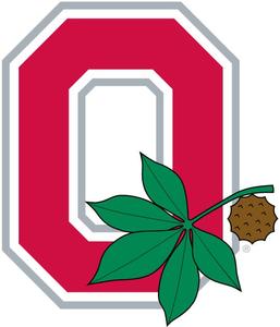 Ohio Buckeye Clipart.