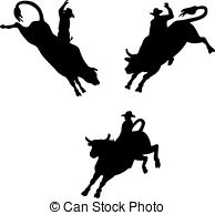 Bucking bull Clipart and Stock Illustrations. 234 Bucking bull.