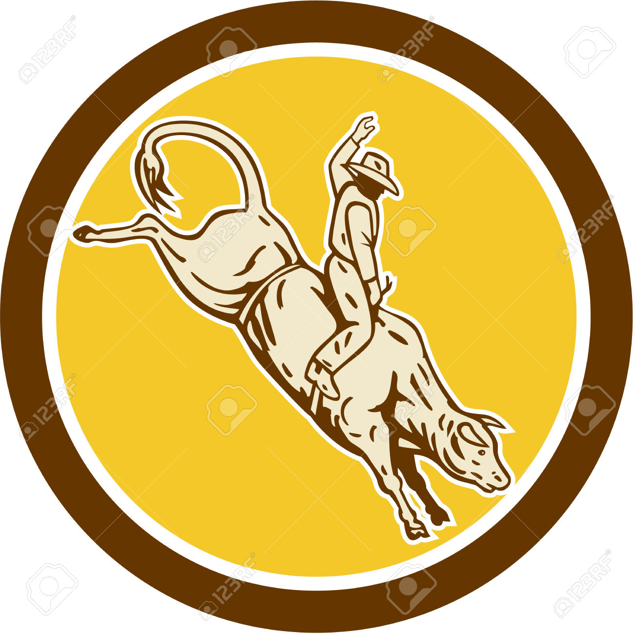 200 Bucking Bull Stock Illustrations, Cliparts And Royalty Free.