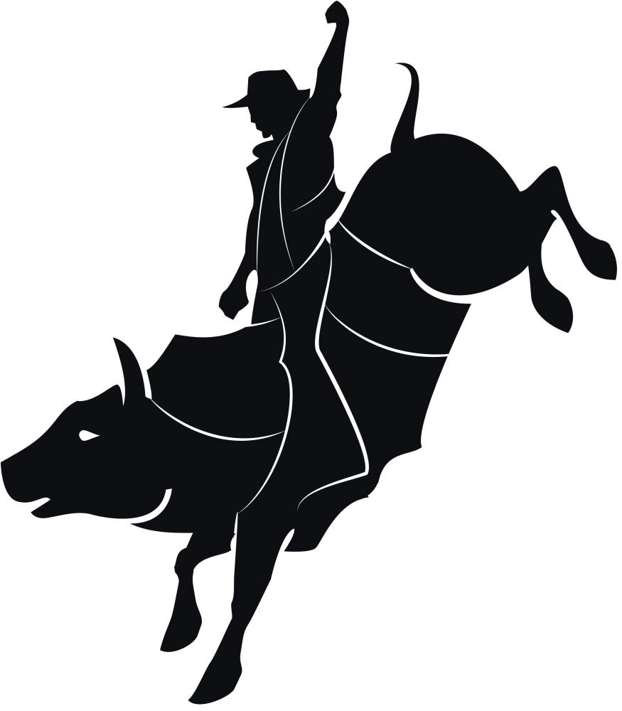 Bull riding Vector graphics Clip art Rodeo.