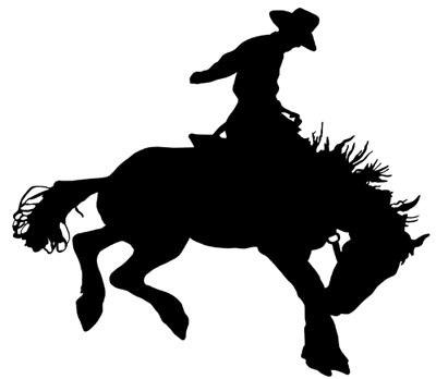 Bucking horse clipart 4 » Clipart Portal.