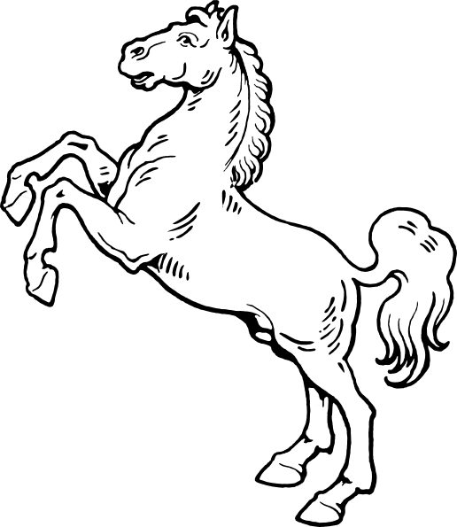 Free Bucking Horse Tattoo, Download Free Clip Art, Free Clip.