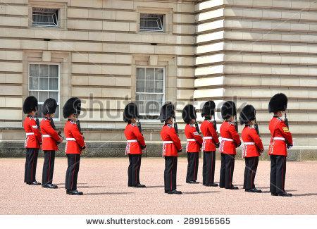 Uk Army Stock Photos, Royalty.
