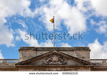 """royal Standard Of The United Kingdom"""" Stock Photos, Royalty."""