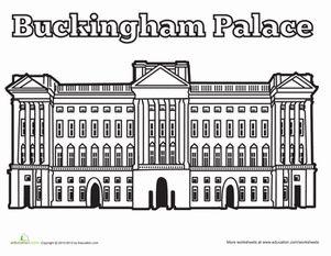 Buckingham Palace Clipart Clipground