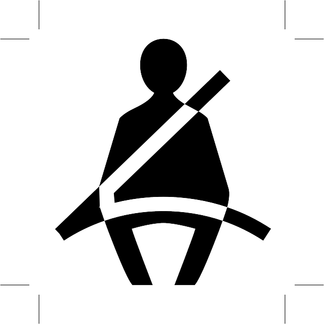 Buckle up clip art.