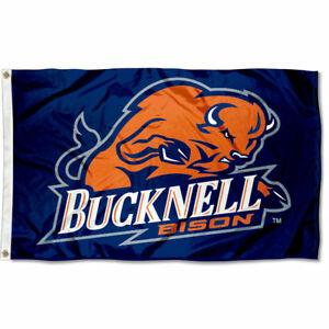 Details about Bucknell University Bison Flag Large 3x5.
