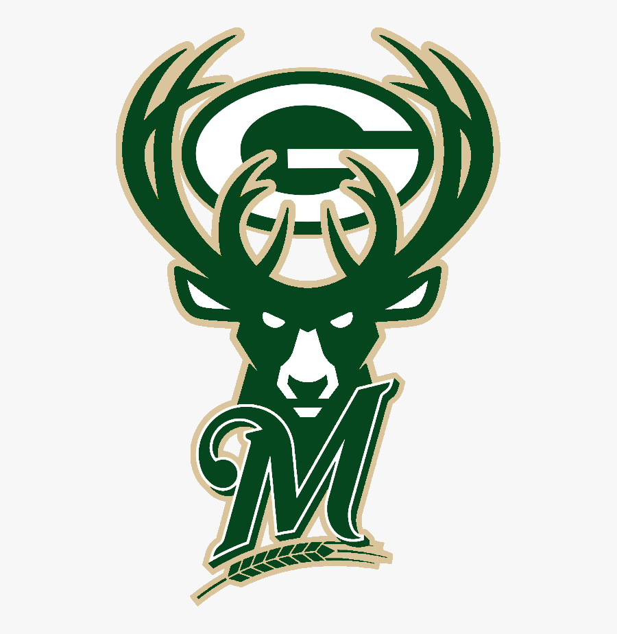 Milwaukee Bucks Logo 2019 , Free Transparent Clipart.
