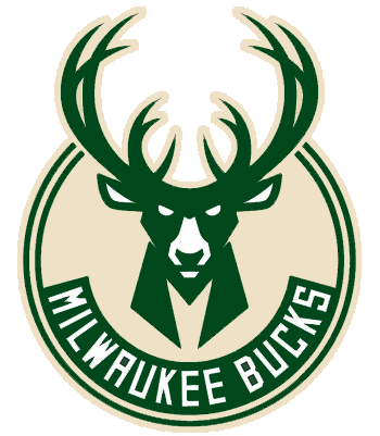 Milwaukee Bucks Logo transparent PNG.