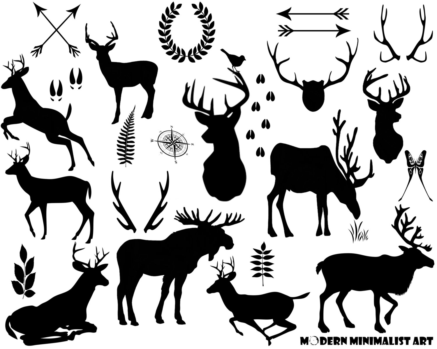 Free Deer Rug Cliparts, Download Free Clip Art, Free Clip.