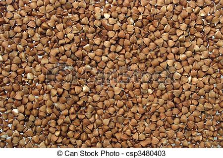 Stock Photos of Background made by buckwheat.