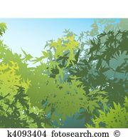 Bucolic Clip Art Vector Graphics. 128 bucolic EPS clipart vector.