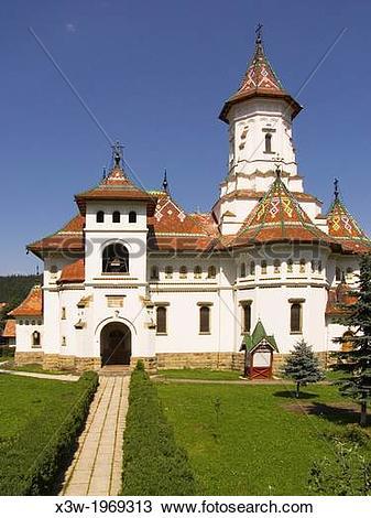 Stock Photo of europe, romania, bucovina, campulung moldovenesc.