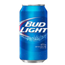 Bud Light Can.