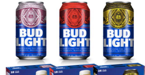 LOOK: Six programs get themed beer cans for 2019 season.