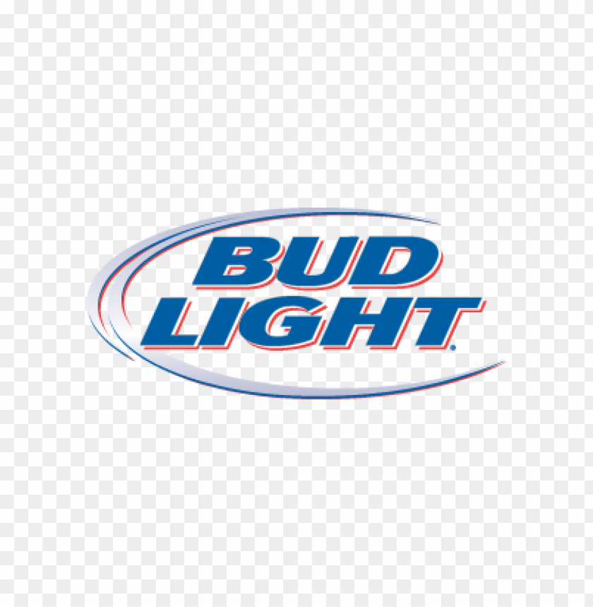 bud light logo vector free.