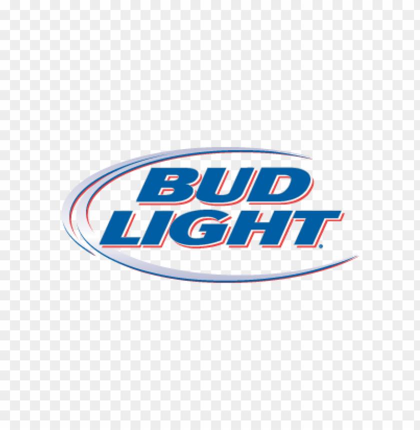 bud light logo vector free.