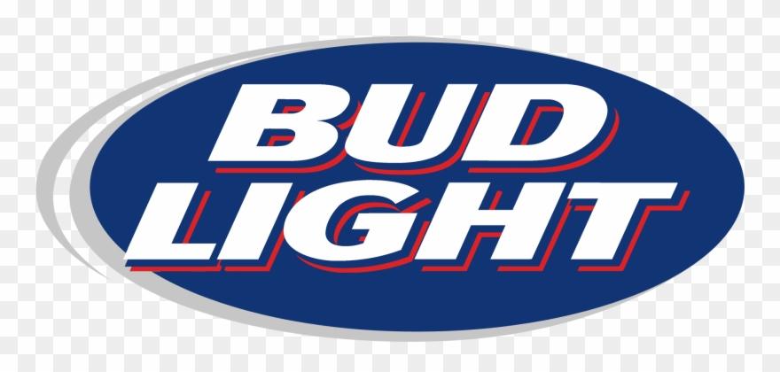 Bud Light Beer Logo Clipart (#1030699).