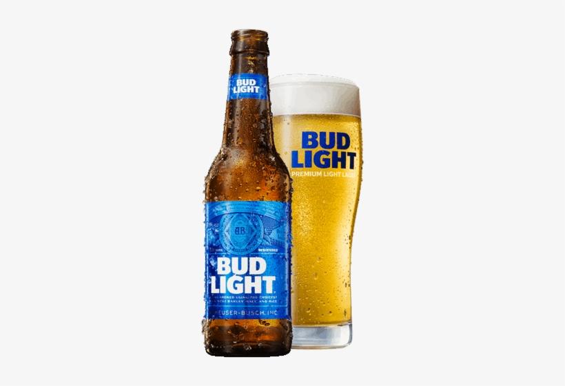 Bud Light PNG Image.