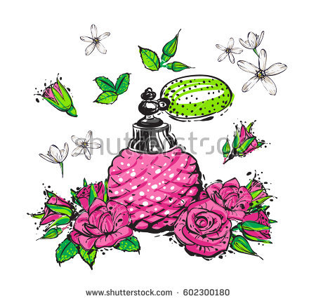 Smell The Roses Stock Vectors, Images & Vector Art.