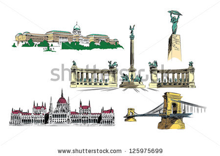 Budapest Stock.