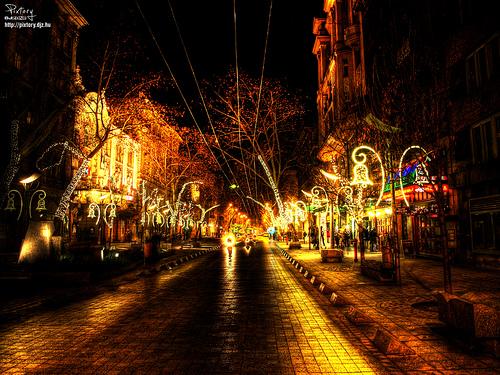 Nagymező utca, avagy a Magyar Broadway.