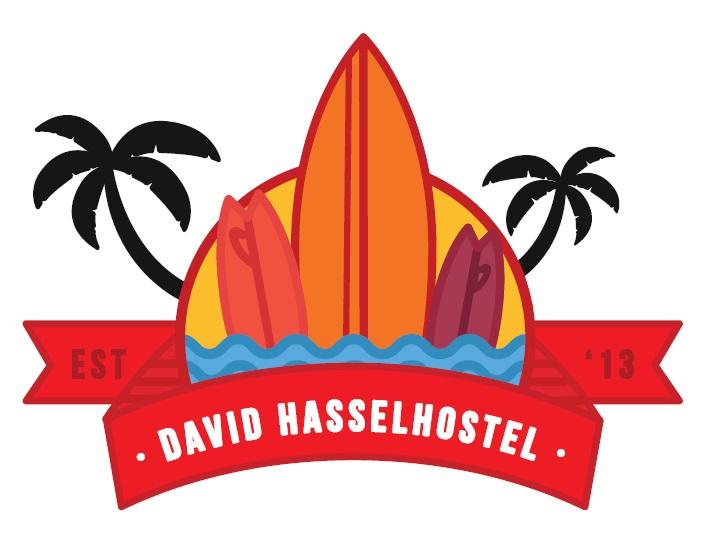 David Hasselhostel Backpacker Hostel in Budapest.
