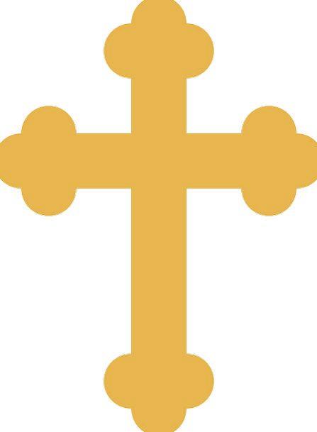 Budded Cross.