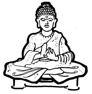 Free Buddha Cliparts, Download Free Clip Art, Free Clip Art.