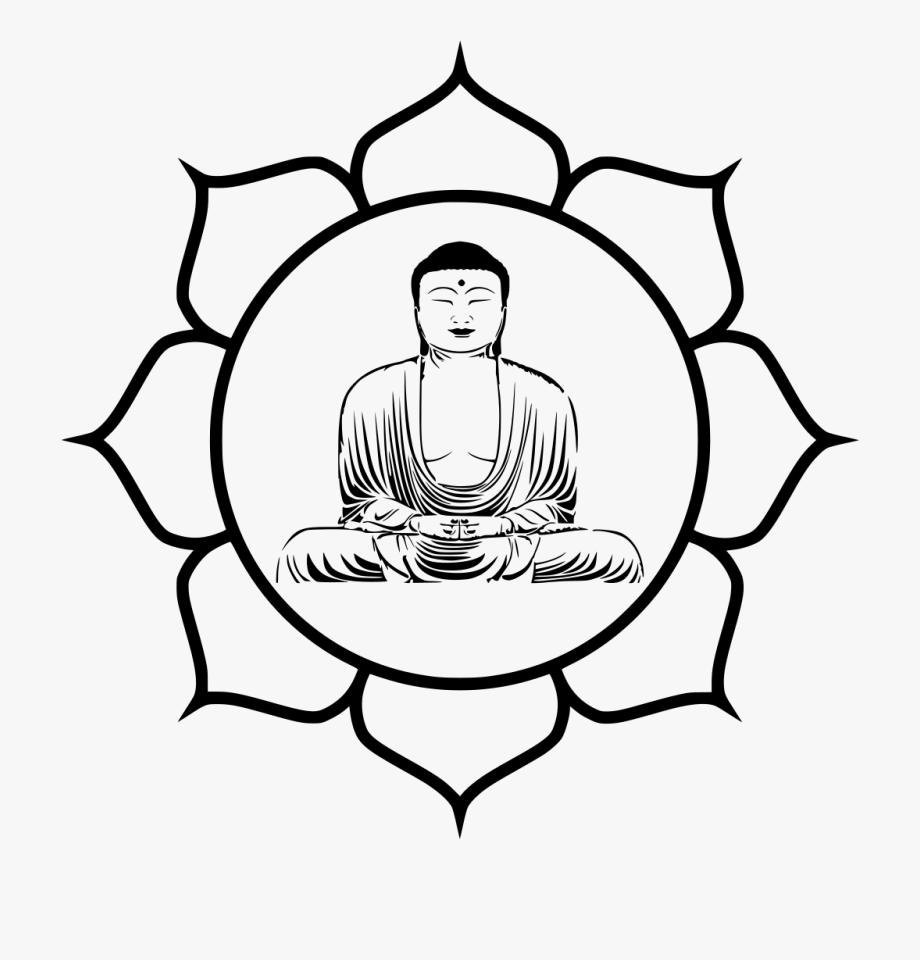 Buddha Icon Png.