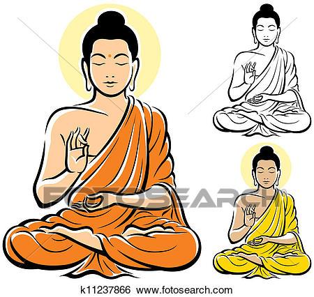 41+ Buddha Clipart.