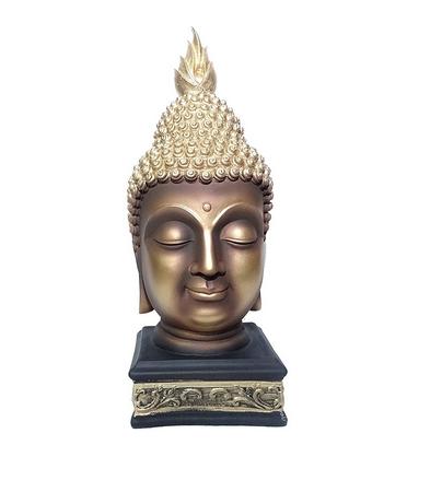 Buddha Face Png Vector, Clipart, PSD.