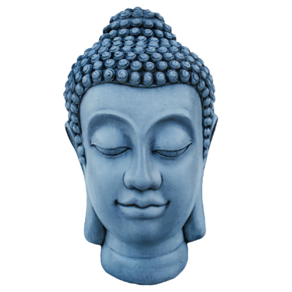 Buddha Face Free PNG Image.