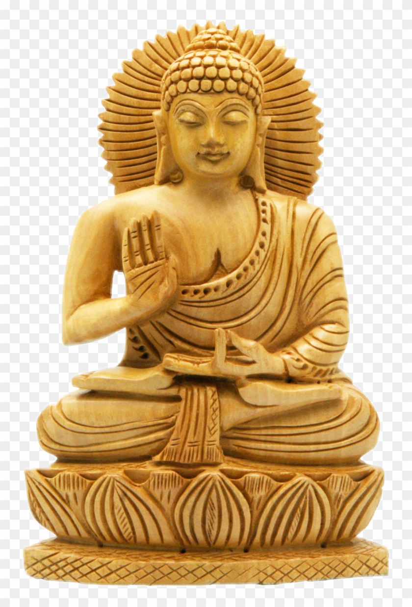 Buddha Sculpture, HD Png Download.