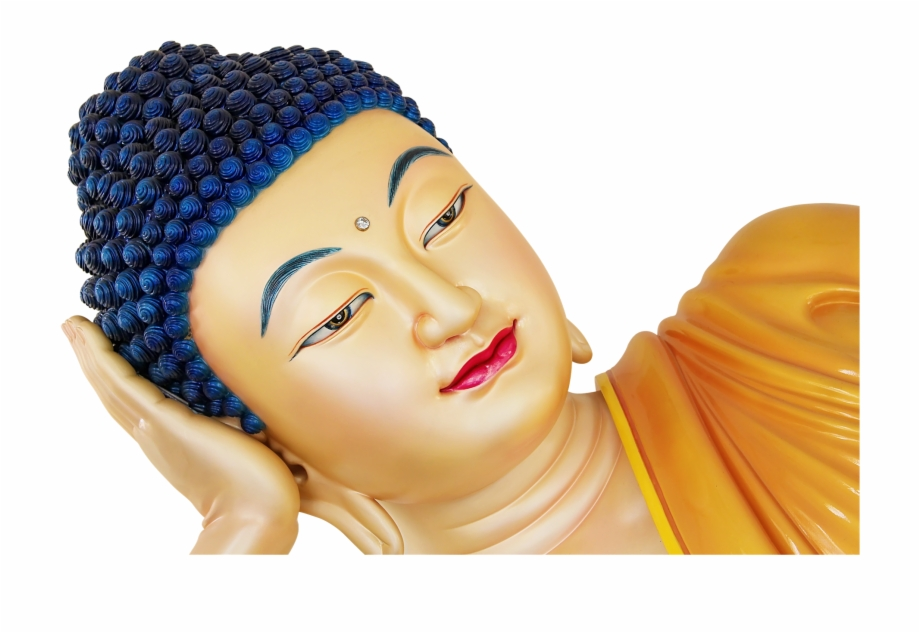 Buddha Face Png Picture.