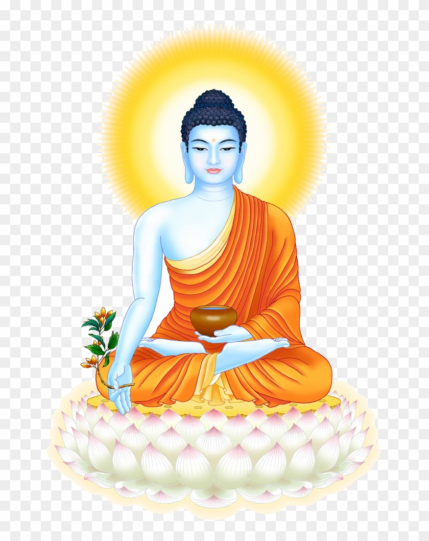 Lord Buddha Images Free Download, HD Png Download.