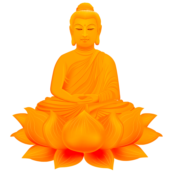Lord Buddha PNG Image Free Download searchpng.com.