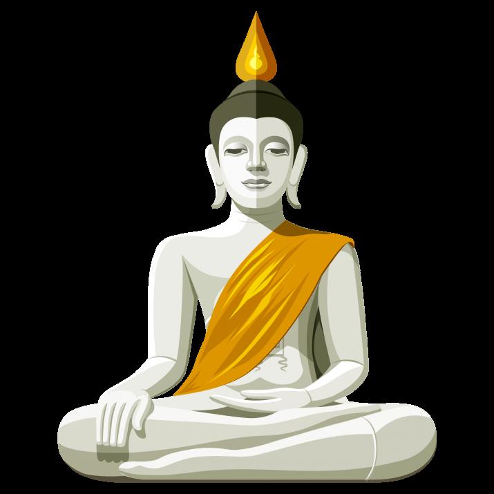God Buddha PNG Image Free Download searchpng.com.