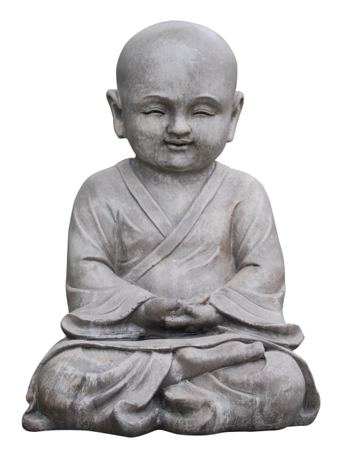 Buddha PNG Transparent Image.