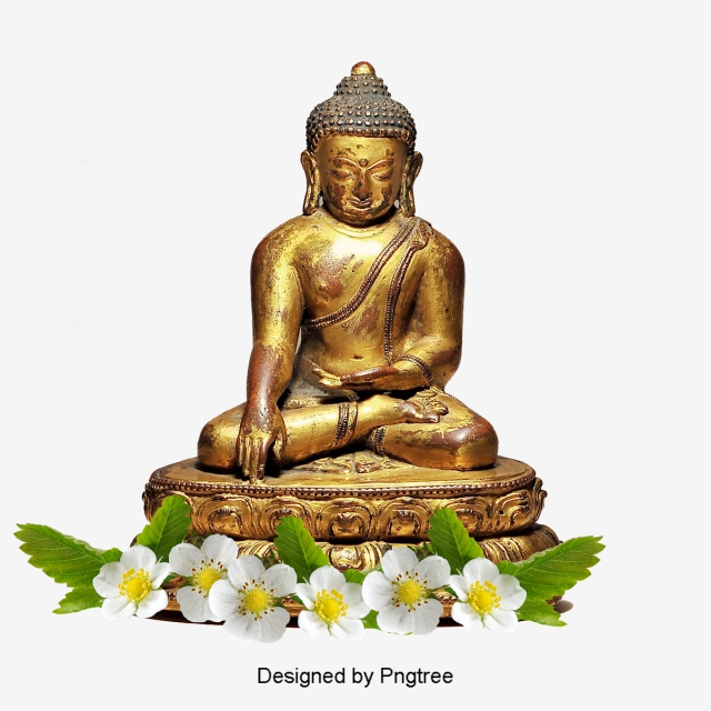Lord Buddha PNG Images.