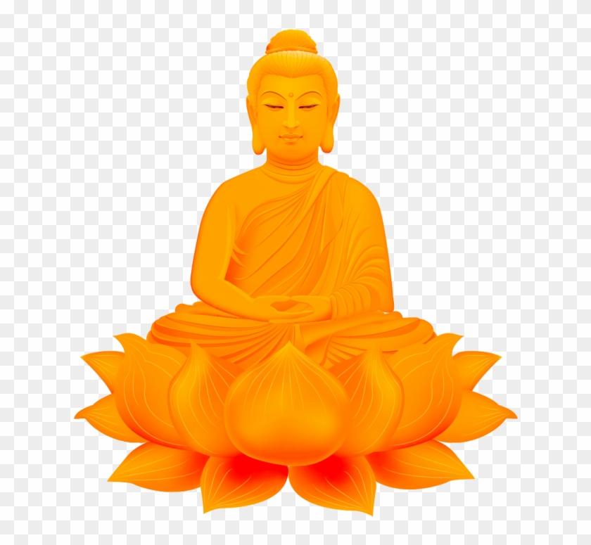 Gautama Buddha, HD Png Download.