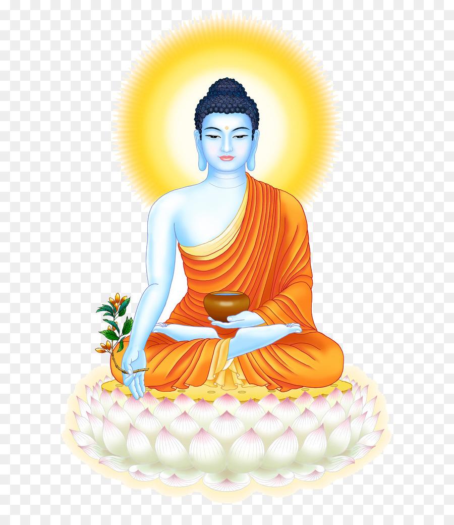 Buddha Cartoon png download.