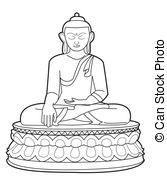Buddha Clip Art and Stock Illustrations. 7,414 Buddha EPS.