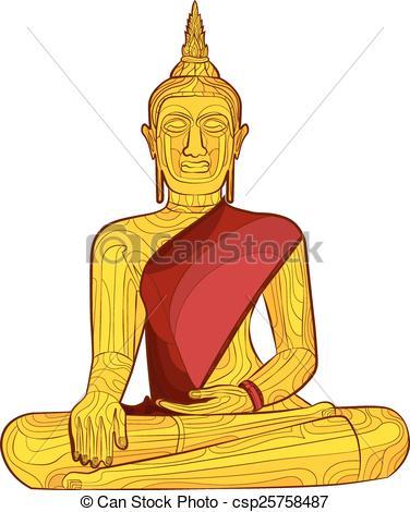 Buddha statue Vector Clip Art Illustrations. 1,081 Buddha statue.