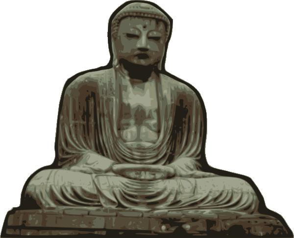 Free to Use & Public Domain Buddhist Clip Art.