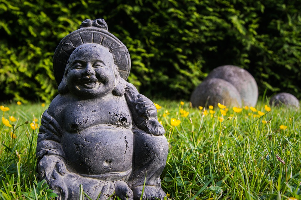 Free photo: Buddha Unfokussiert, Buddha.