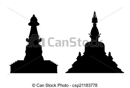 Stupa Illustrations and Clipart. 322 Stupa royalty free.