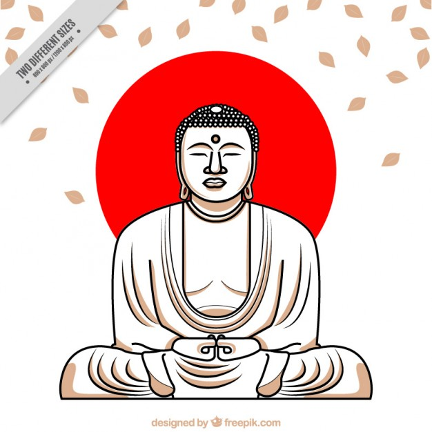 Buddha Vectors, Photos and PSD files.