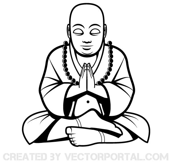 Buddhist Clipart.