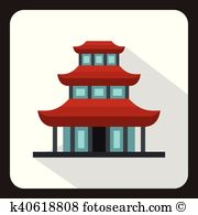 Buddhist temple Clip Art and Illustration. 1,602 buddhist temple.